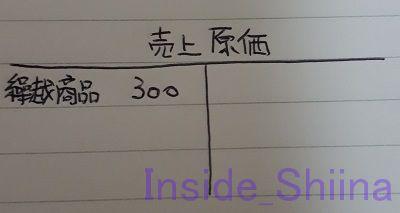 日商簿記3級売上原価計算4