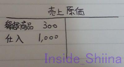 日商簿記3級売上原価計算6
