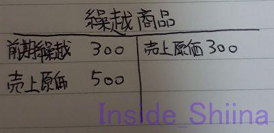 日商簿記3級売上原価計算9
