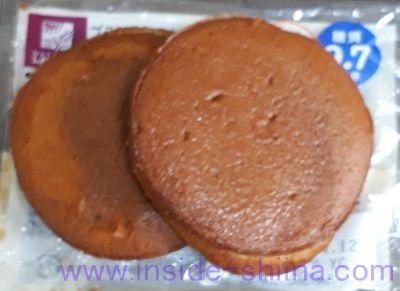 ブランのパンケーキ~メープル~2個入見た目