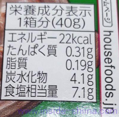 柚子こしょう カロリー 糖質