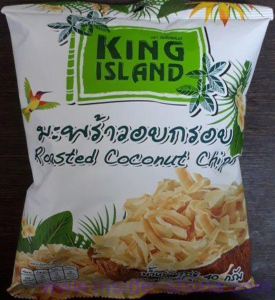 キングアイランドココナッツチップス
