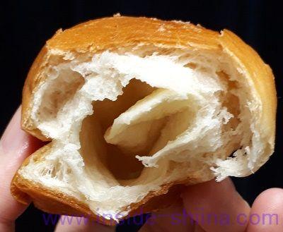 塩パン屋の塩パンの中身