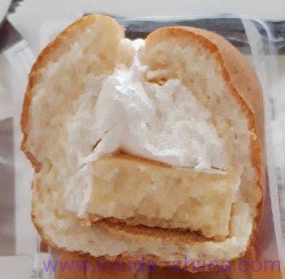 チーズ好きのためのチーズケーキ中身