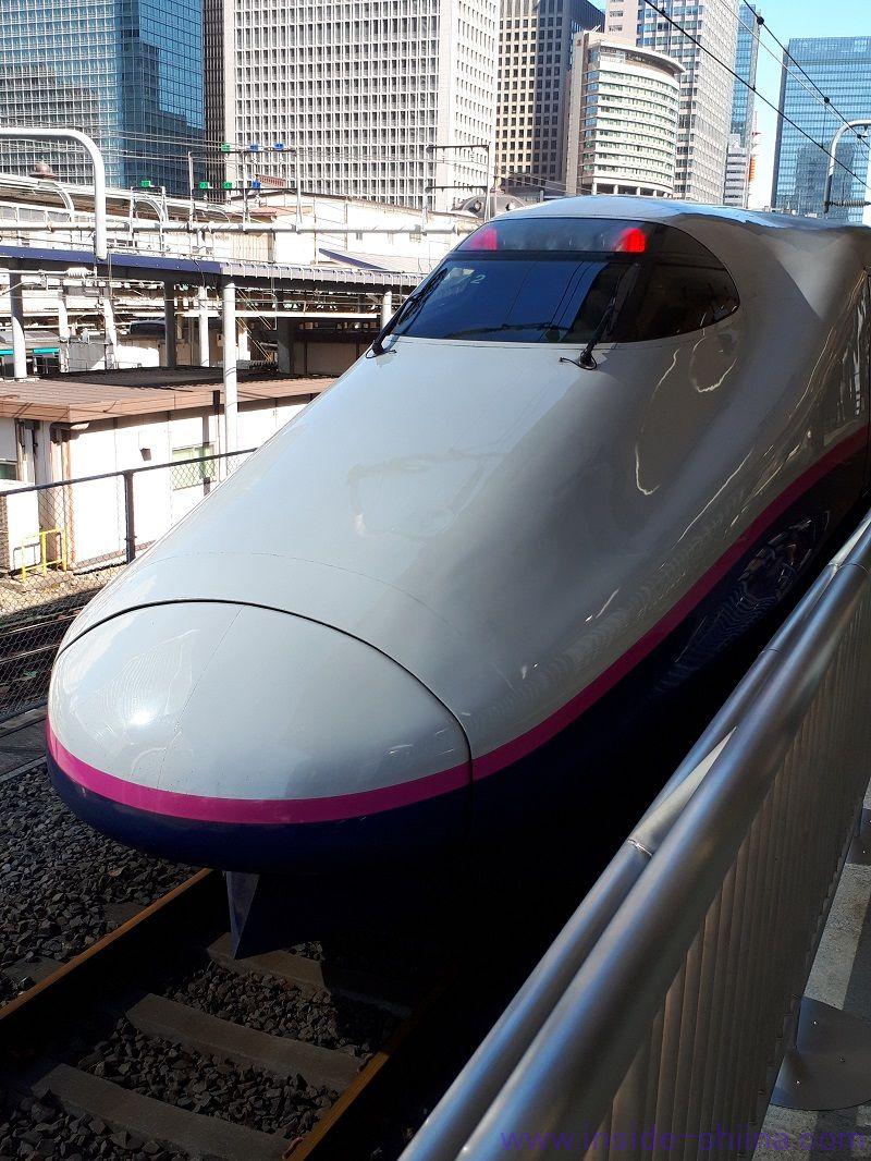 上越新幹線とき号