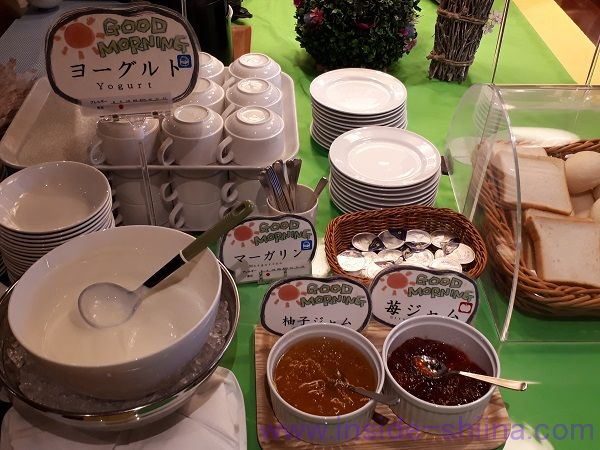 糖質制限中の出張における朝食デザート系2