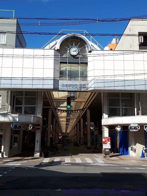 新潟県新潟市古町モール5入口