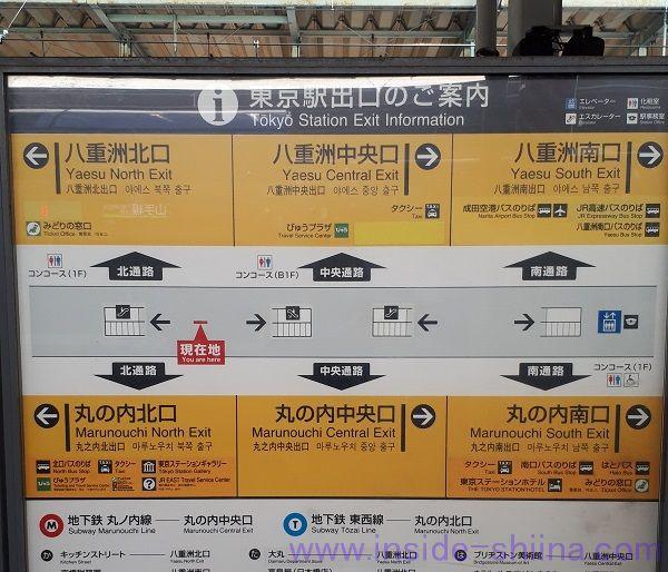 東京駅中央通路