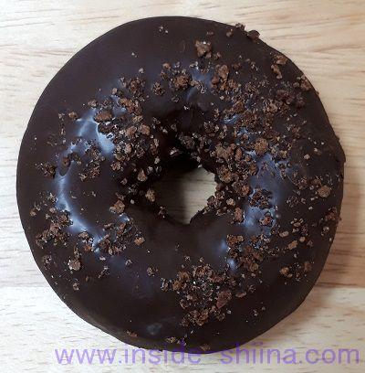 ミスド ダブルチョコレート