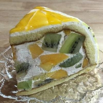 ズコットケーキの形