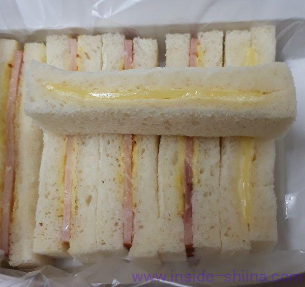 大船軒サンドイッチチーズ