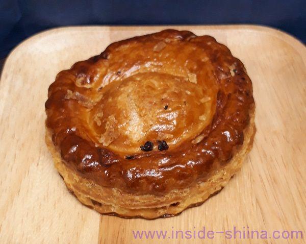 神戸牛のミートパイ、サイズ感2