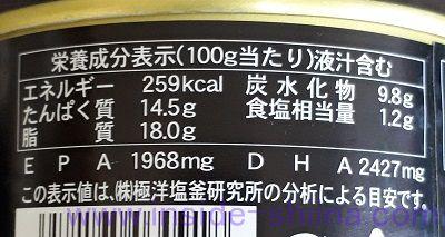 さば味噌煮(缶詰) カロリー、糖質