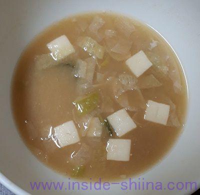 京懐石豆腐(マルコメ)見た目