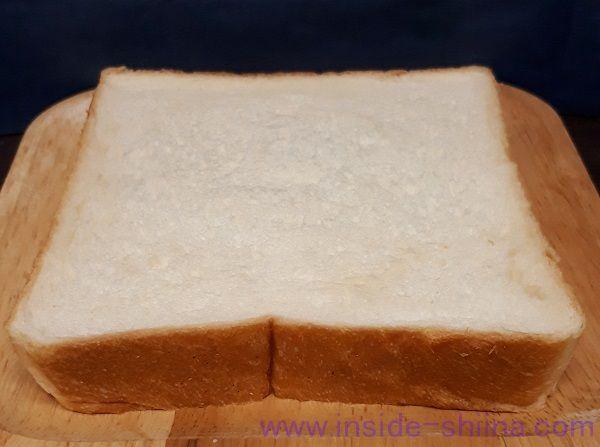クイーンズベーカリー 低糖質食パン 味