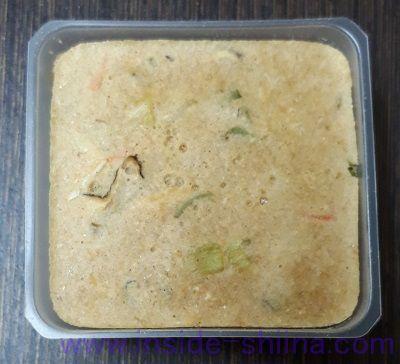 減塩いつものおみそ汁根菜(アマノフーズ) 中身