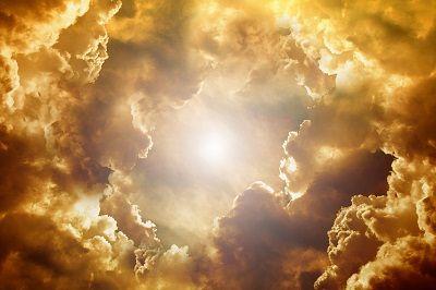 紫外線は雲間からが一番強い
