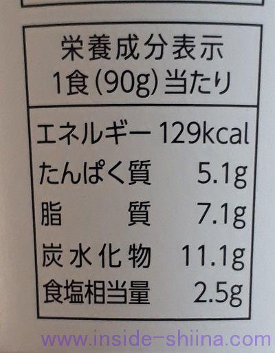 とん汁(ファミマ) カロリー 糖質