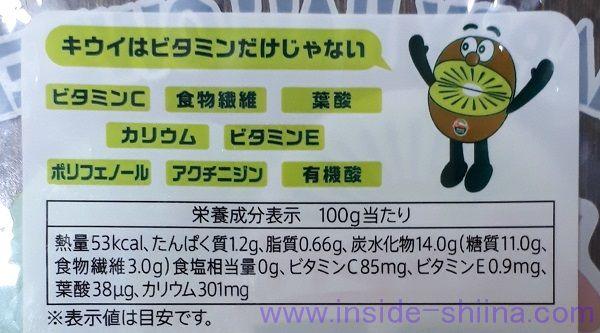 糖質制限 グリーンキウイ 糖質 カロリー