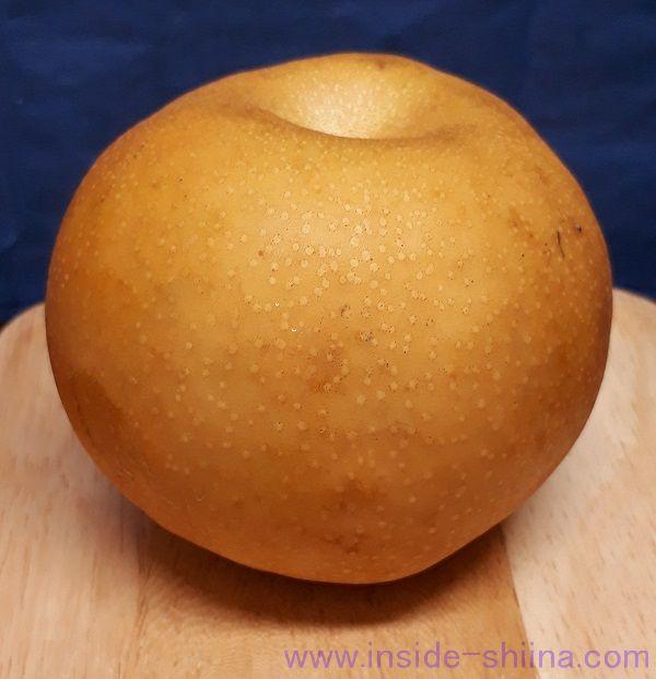 糖質制限 果物が食べたい 梨 重さ カロリー 糖質