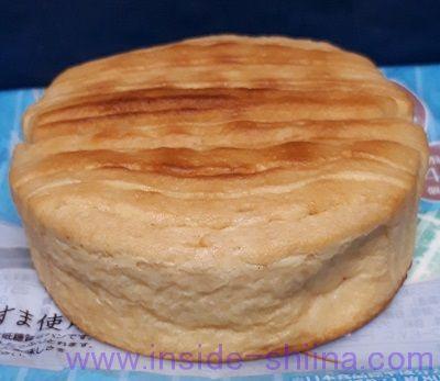 低糖質パン 北海道クリーム(ピアンタ) 斜め