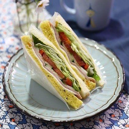 糖質制限でコンビニのサンドイッチは食べても大丈夫?
