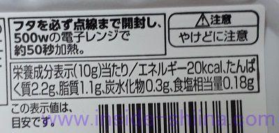 ぶりの照焼(トップバリュ) カロリー 糖質