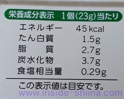 味の素ギョーザ カロリー 糖質