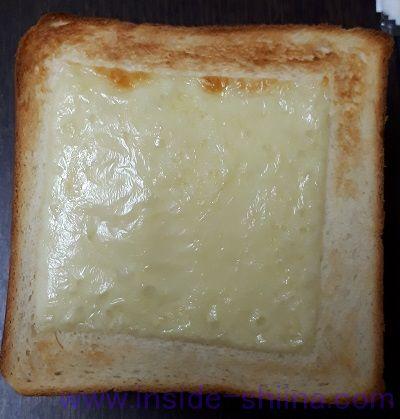 クラフト モッツアレラチーズ 見た目