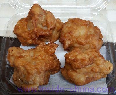 鶏唐揚げ(小)