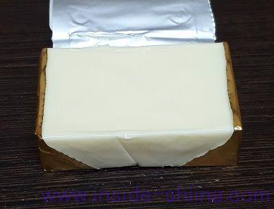QBB プレミアムベビーチーズ 熟成カマンベール入り 中身