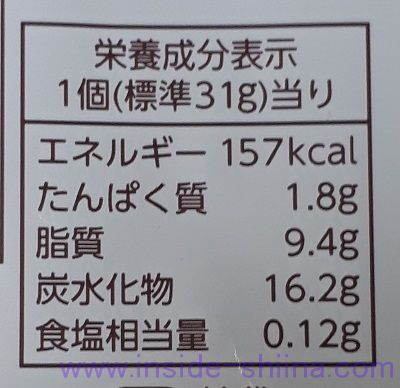 ロッテ チョコパイのカロリー、糖質、脂質は!