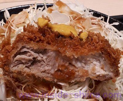 おろし厚切りロースかつ定食(松のや) カロリー 糖質