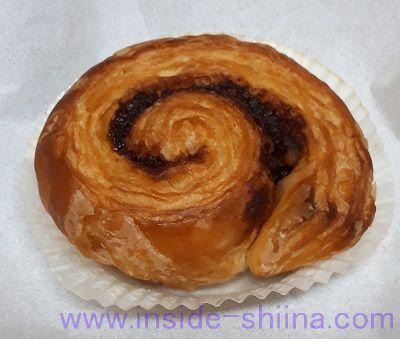 無印良品の低糖質パン!シナモンロール(Cinnamon Roll Bread)見た目