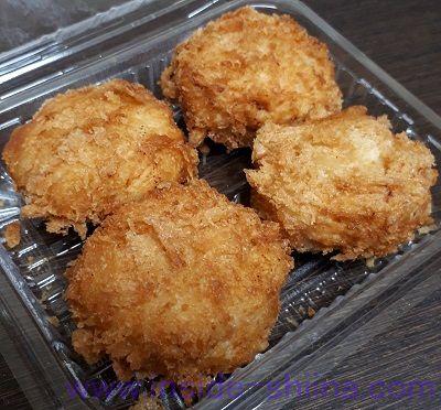鶏塩メンチカツ