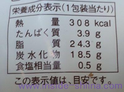 レアチーズパイシューブルーベリー カロリー 糖質