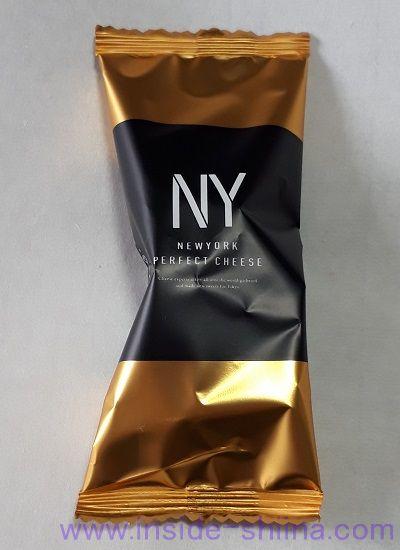 ニューヨークパーフェクトチーズの栄養成分!