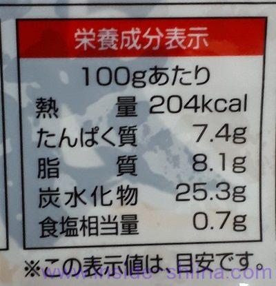 大阪王将 ぷるもち水餃子 カロリー 糖質