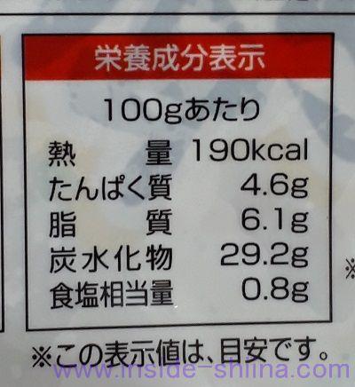 大阪王将 冷やし餃子210g カロリー 糖質
