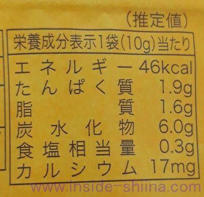 坂角 さくさく日記 帆立のカロリー、糖質、脂質は!