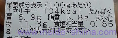 五目大豆煮 カロリー 糖質