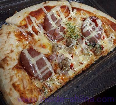 3種のミートピザ