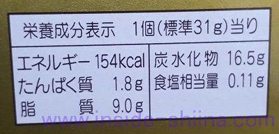 ロッテ チョコパイ ザッハトルテのカロリー、糖質、脂質は!