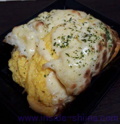 オムポテトチーズ焼