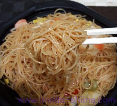 焼きビーフン 麺