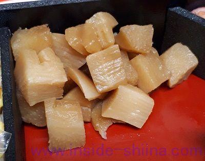 崎陽軒 シウマイ炒飯弁当 筍煮