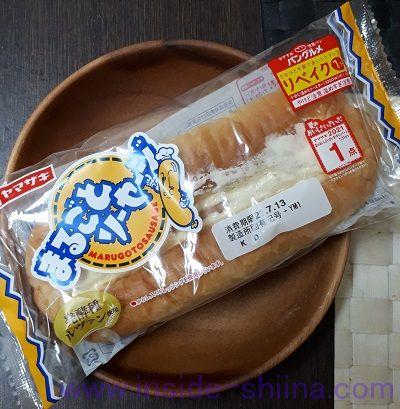 ヤマザキ「まるごとソーセージ」を食べる!歴史、カロリー、糖質、脂質、賞味期限は!