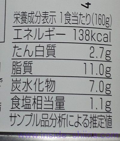 帝国ホテル ポタージュクレシー(人参のスープ)のカロリー、糖質、脂質