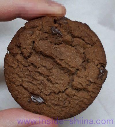 森永 チョコチップクッキー 見た目