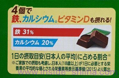 食感がうまい!ミロのチョコレート「ミロボックス」、おすすめです!